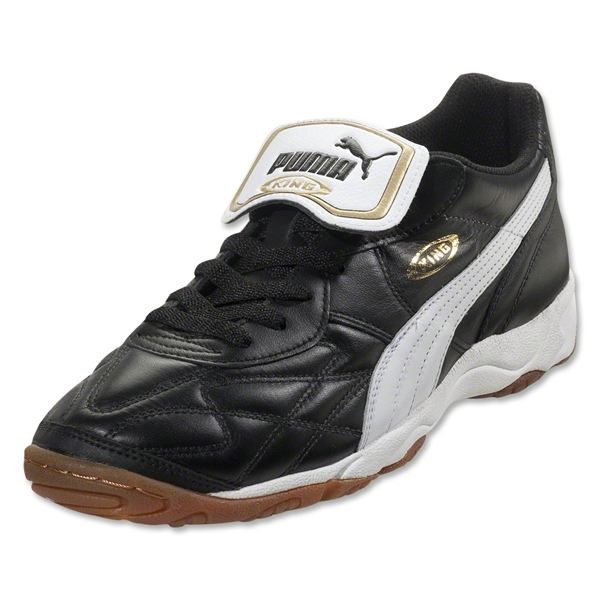 Puma King Indoor (Black)