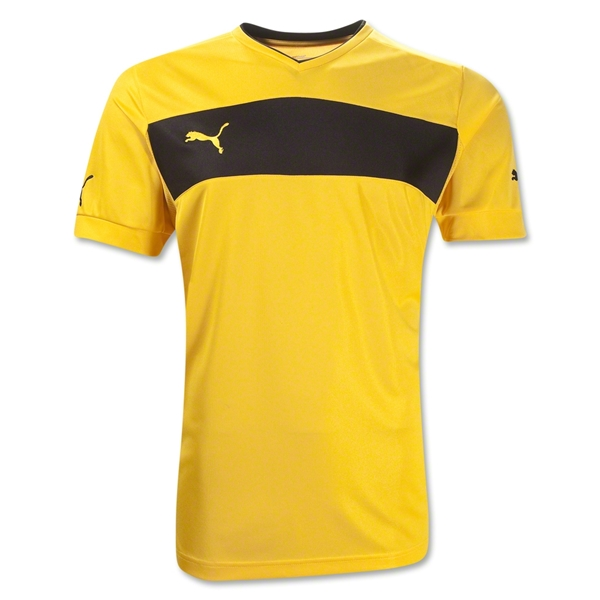 PUMA Powercat 3.12 Jersey (Yellow/Black)
