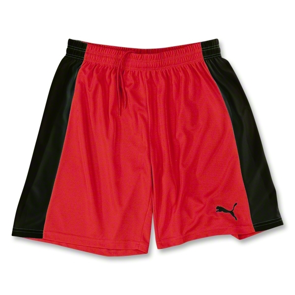 PUMA Powercat 5.12 Short (Red/Blk)