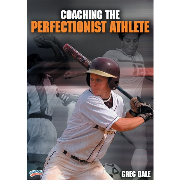Coaching the Perfectionist Athlete DVD