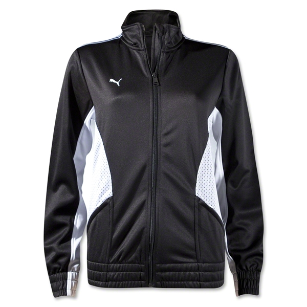 PUMA Women's Statement Jacket (Black)