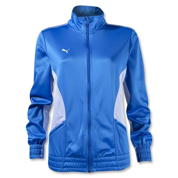 PUMA Statement Women's Jacket (Blue)