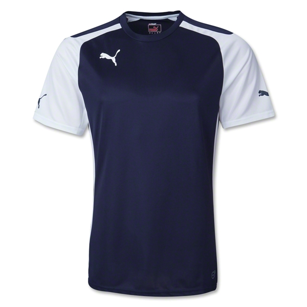 PUMA Speed Jersey (Navy/White)