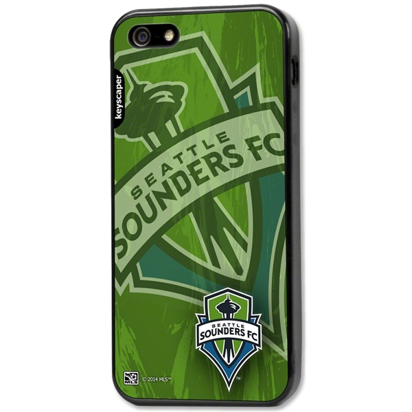 Seattle Sounders 5/5s Bumper Case (Center Logo)