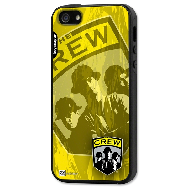 Columbus Crew iPhone 5/5S Rugged Case (Corner Logo)