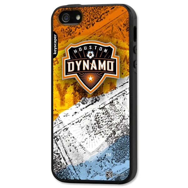 Houston Dynamo iPhone 5/5s Rugged Case (Center Logo)