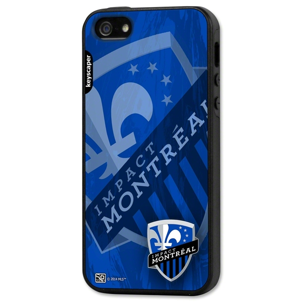 Montreal Impact iPhone 5/5S Rugged Case (Corner Logo)