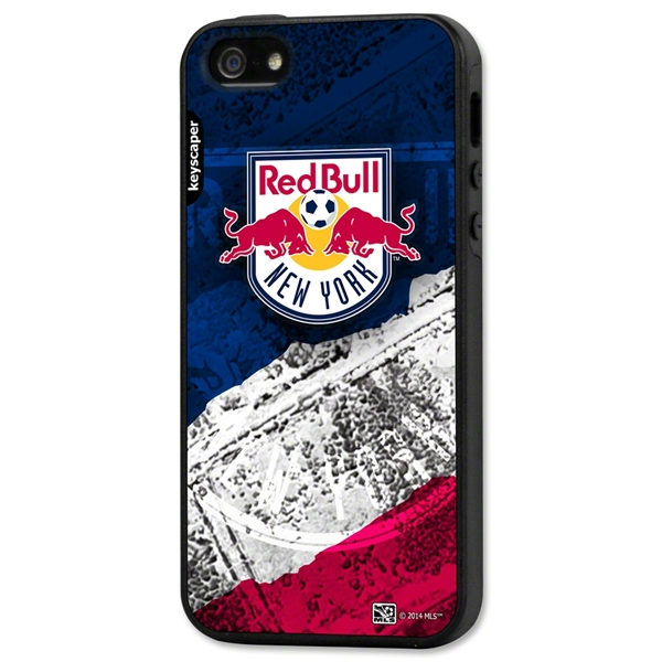 New York Red Bulls iPhone 5/5S Rugged Case (Center Logo)