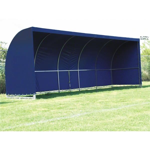 The Soccer Wall Team Shelter (Royal)