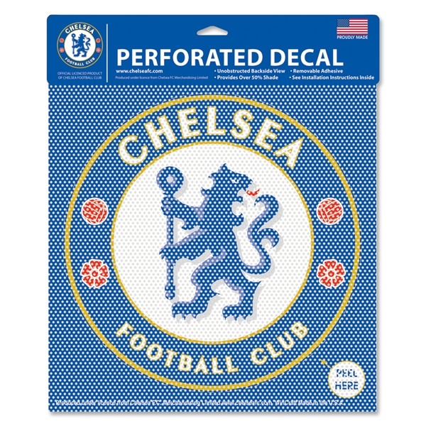 Chelsea 12x12 Decal
