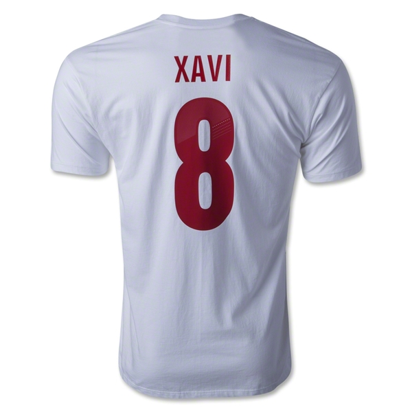 Xavi Player T-Shirt