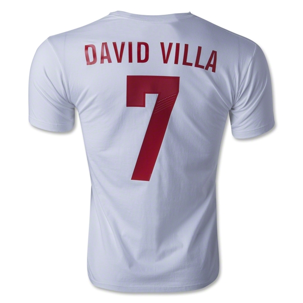 David Villa Player T-Shirt