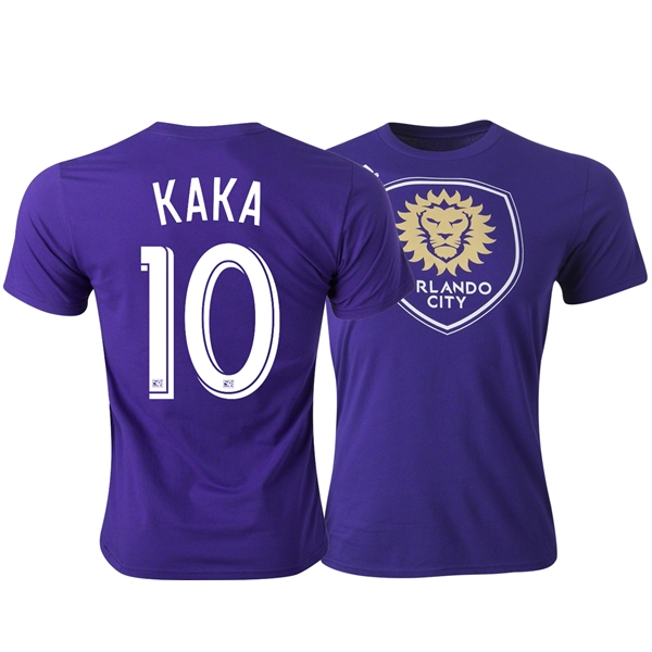 Orlando City KAKA Logo T-Shirt