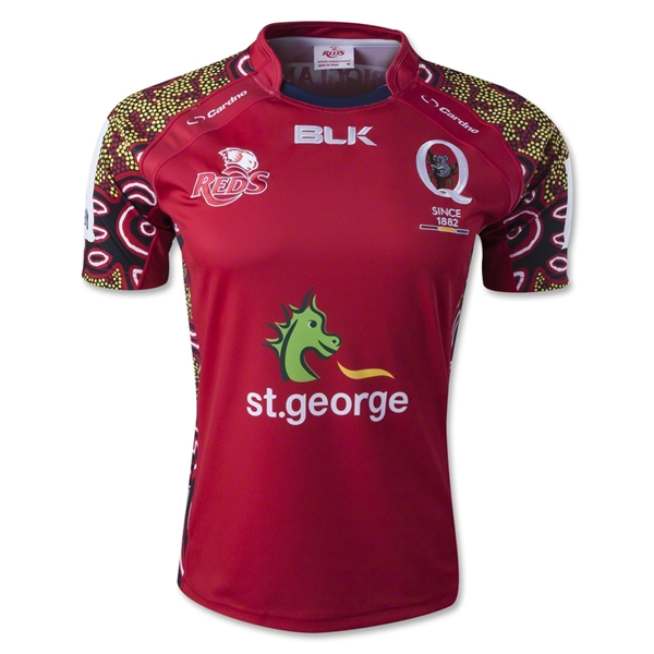Queensland Reds 2014 Indigenous Jersey