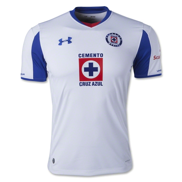 Cruz Azul 14/15 Away Soccer Jersey