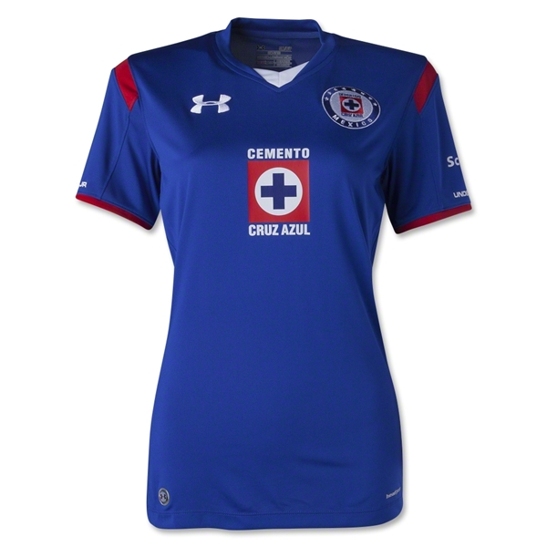 Cruz Azul 14/15 Women's Home Jersey