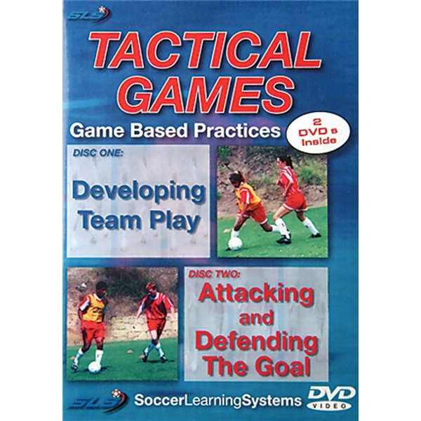 Tactical Games Set DVD