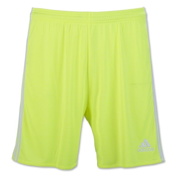 adidas Regista 14 Short (Neon Yellow)