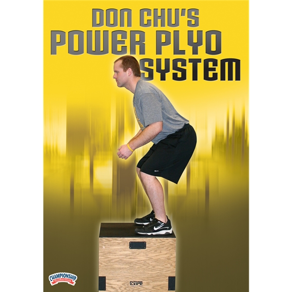 Don Chu's Power Plyo System DVD