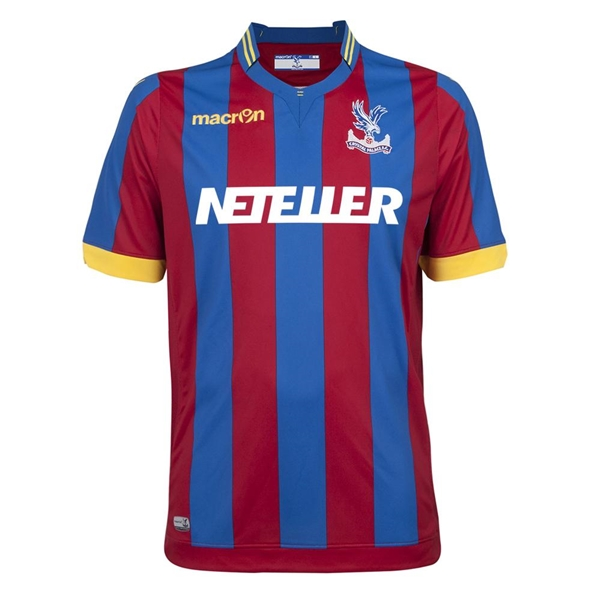 Crystal Palace 14/15 Home Soccer Jersey
