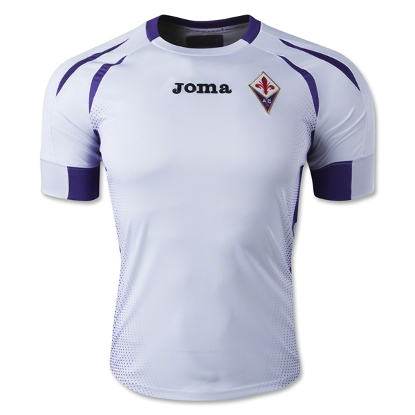 Fiorentina 14/15 Away Soccer Jersey