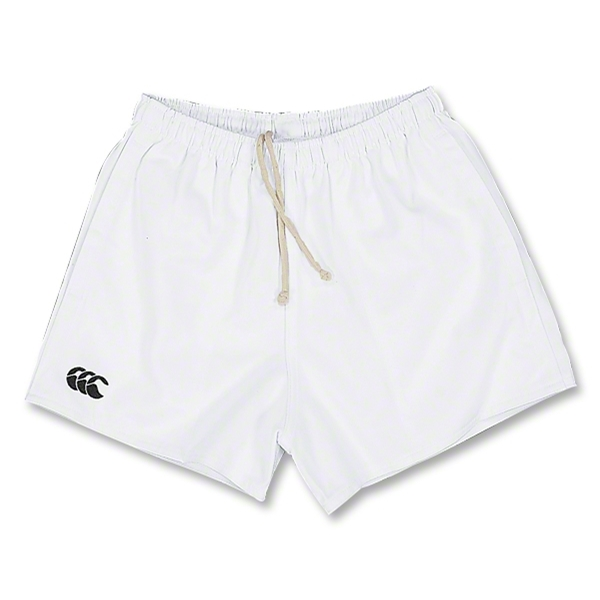 Canterbury CCC Rugby Shorts with Pockets (Wh)