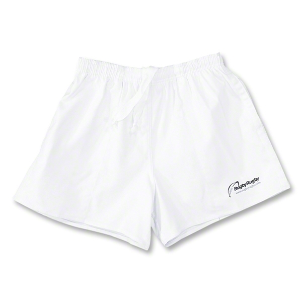 RugbyRugby Womens Shorts (White)