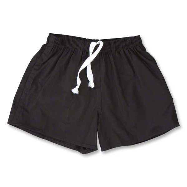 WRS Game Day Rugby Shorts (Black)