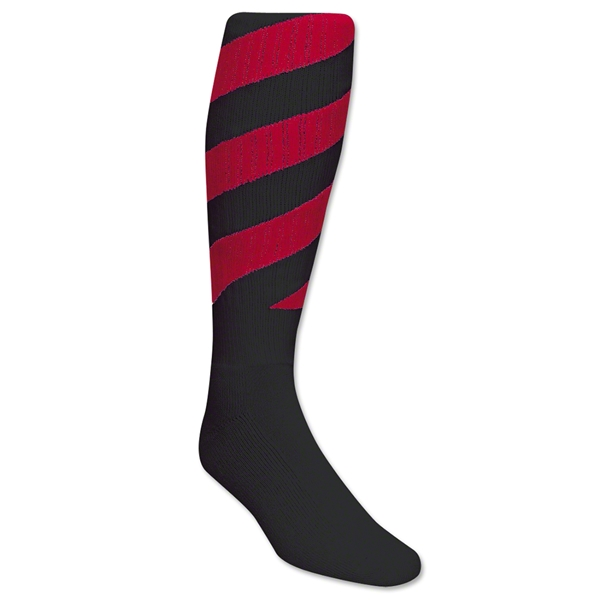 Red Lion Tornado Socks (Black/Red)