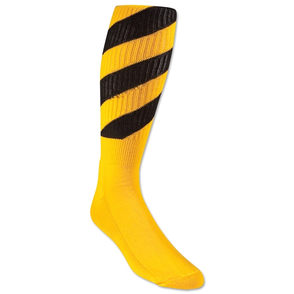 Red Lion Tornado Socks (Yellow/Black)
