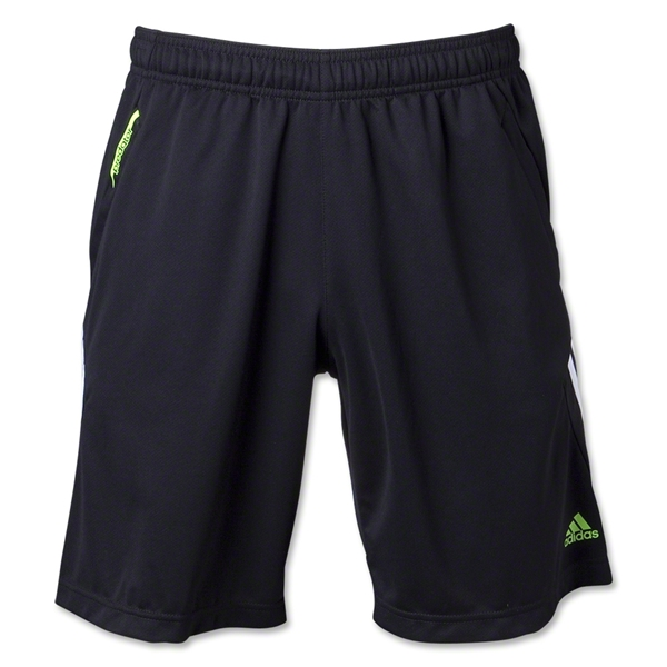 adidas Predator Training Short (Blk/Grey)