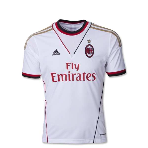 AC Milan 13/14 Youth Away Soccer Jersey