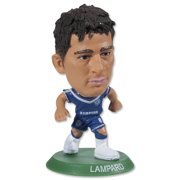 Chelsea Lampard Home Mini Figurine