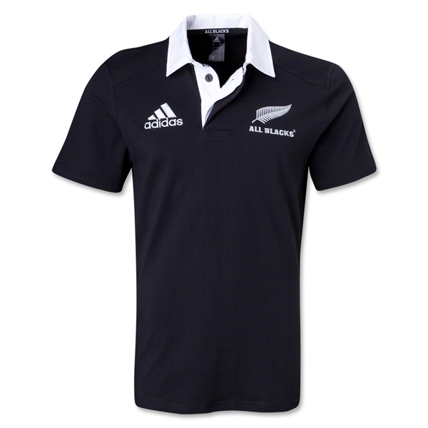 All Blacks 13/14 Supporter Rugby Jersey
