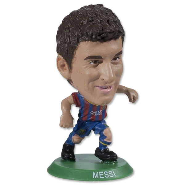 Barcelona Messi Home Mini Figurine