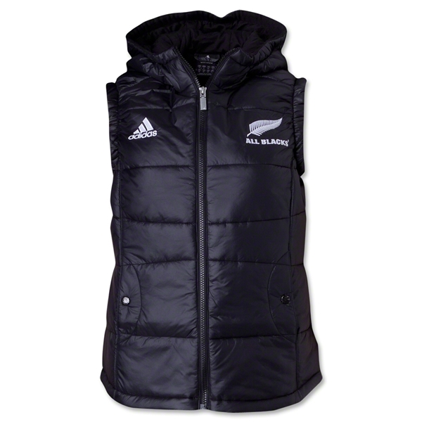 All Blacks 13/14 Women's Puffer Vest