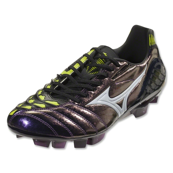 Mizuno Wave Ignitus 3 MD (Purple/Lime)