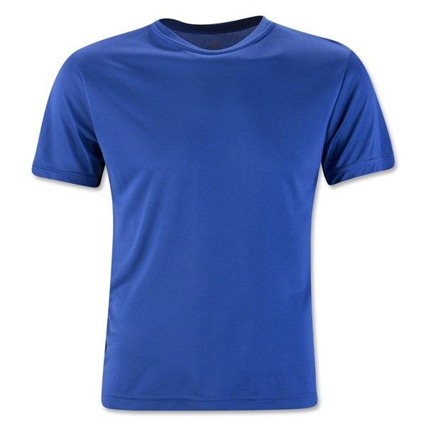 adidas ClimaLite T-Shirt (Royal)