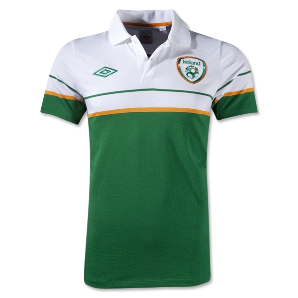 Ireland 12/13 Cotton Soccer Polo