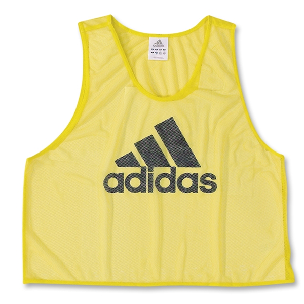 adidas Training Bib (Yellow)