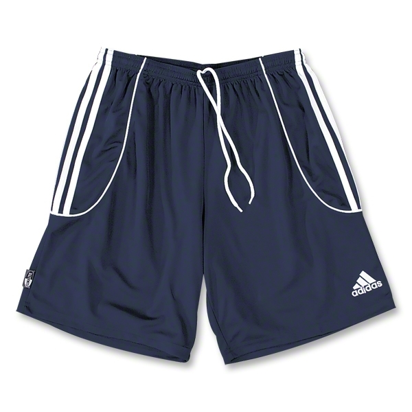 adidas Women's Squadra II Shorts (Navy/White)