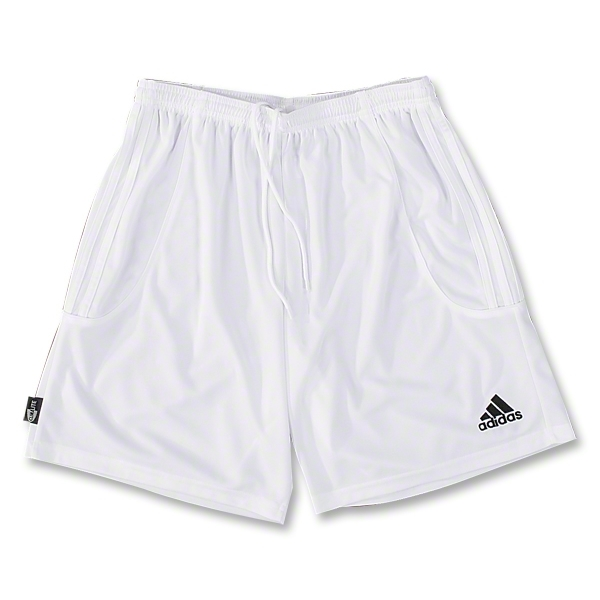adidas Women's Squadra II Shorts (White)