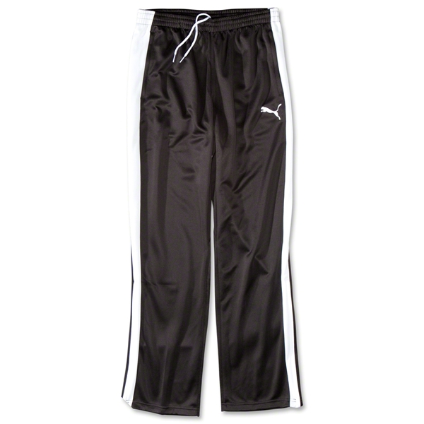 PUMA Icon Walk Out Pant (Blk/Wht)