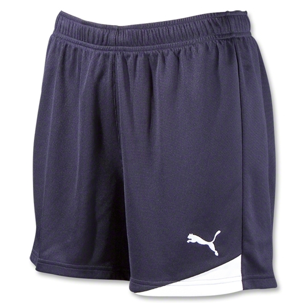 PUMA Esito Women's Short (Navy/White)