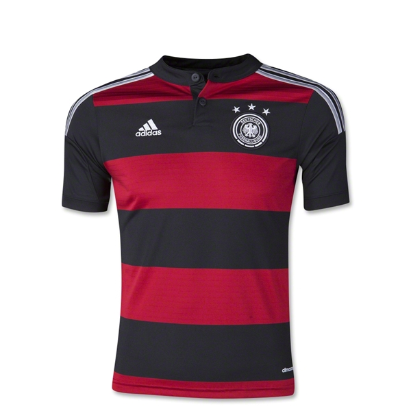 Germany 2014 Youth Away Soccer Jersey