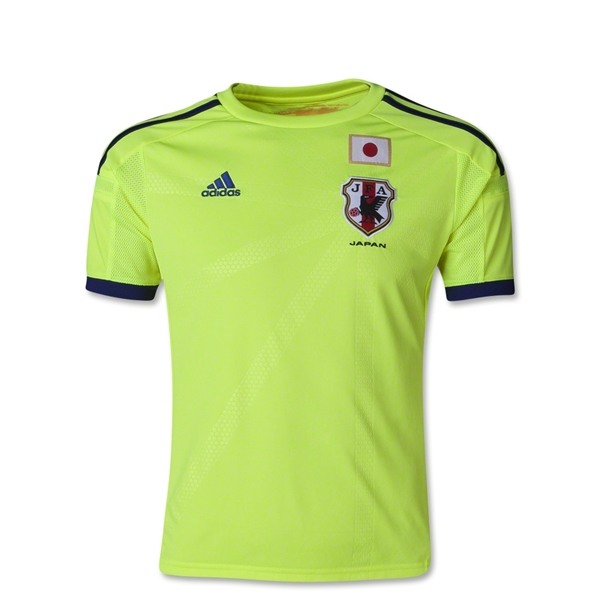 Japan 2014 Youth Away Soccer Jersey