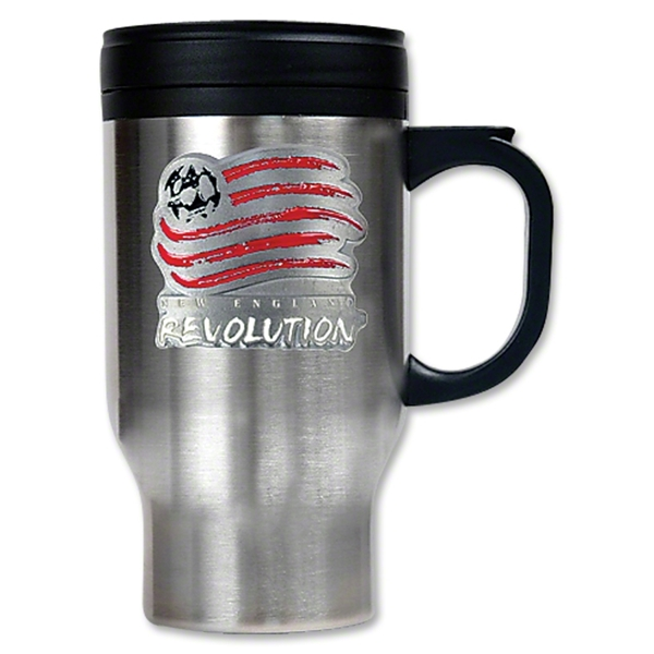 New England Revolution 16 oz Travel Mug