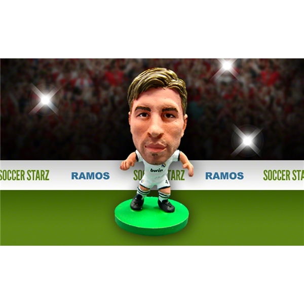 Real Madrid 12/13 Sergio Ramos Home Figurine