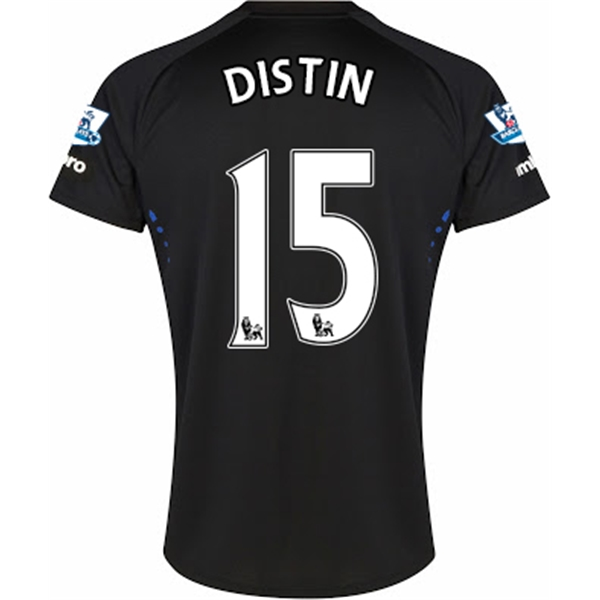 Everton 14/15 DISTIN Away Soccer Jersey