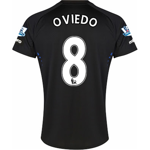 Everton 14/15 OVIEDO Away Soccer Jersey